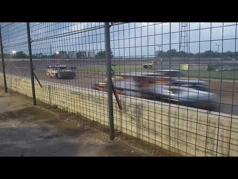 Texana Raceway dirt track 6-22 - 2019