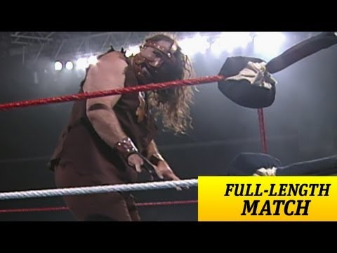 Mankind's WWE Debut