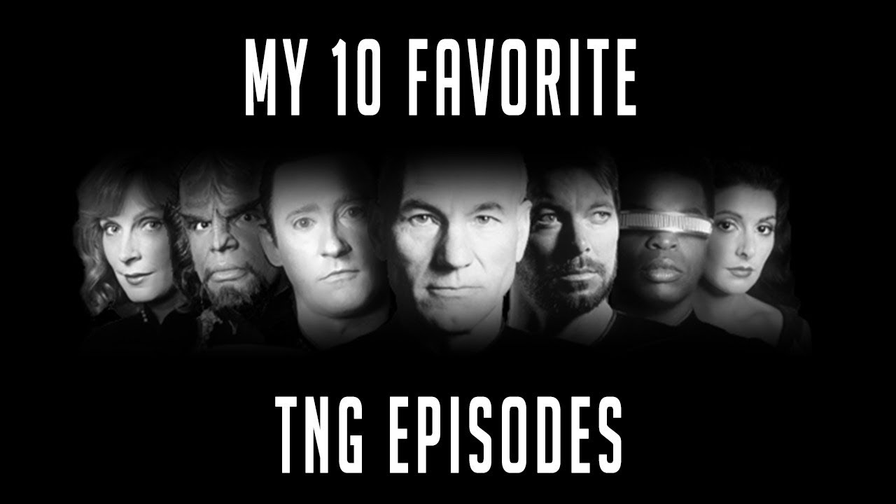 Star Trek Tng Episoden