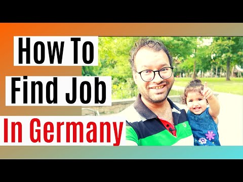 How To Get A Job In Germany From India | Indians In Germany, IT Jobs