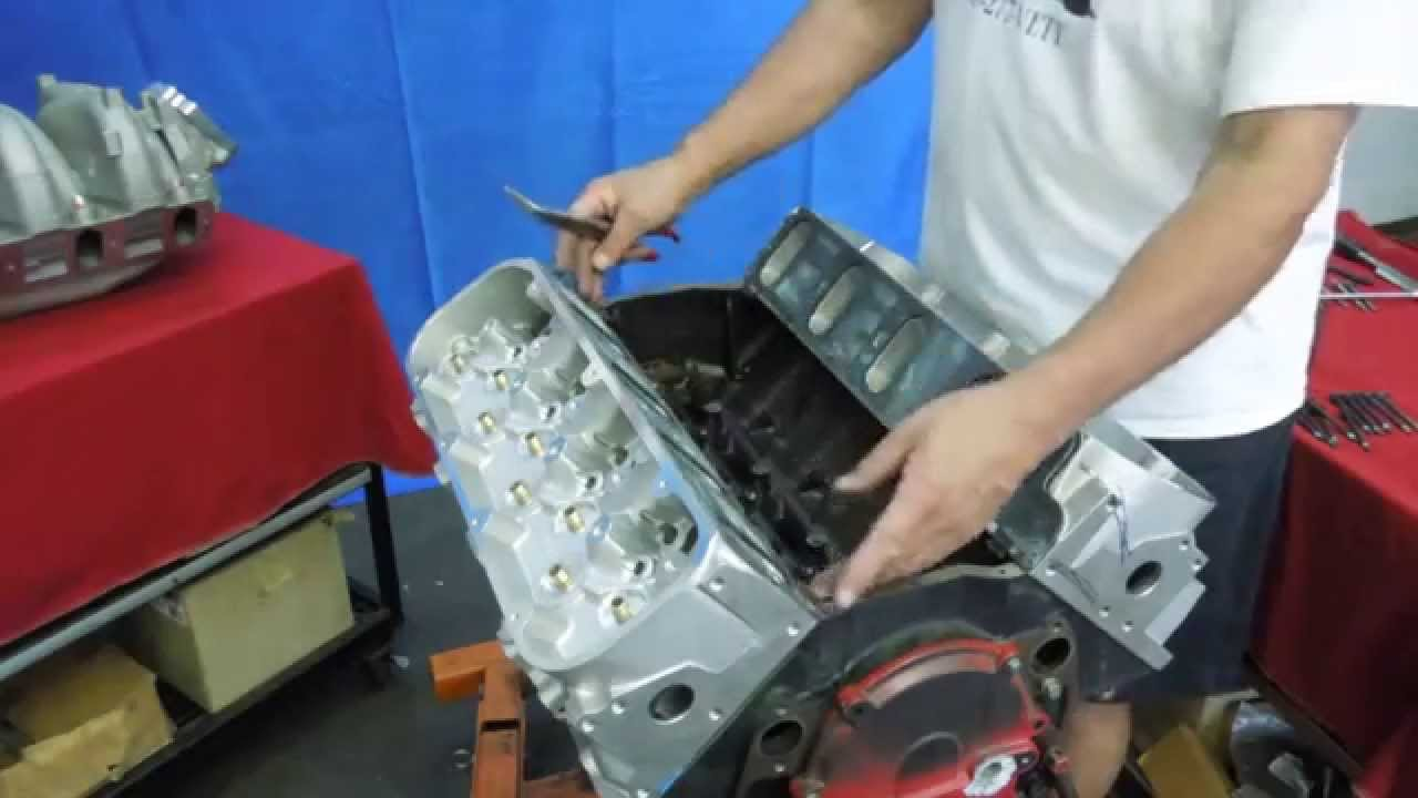 Vortec 8 1L / 496 Intake Manifold Information & Installation