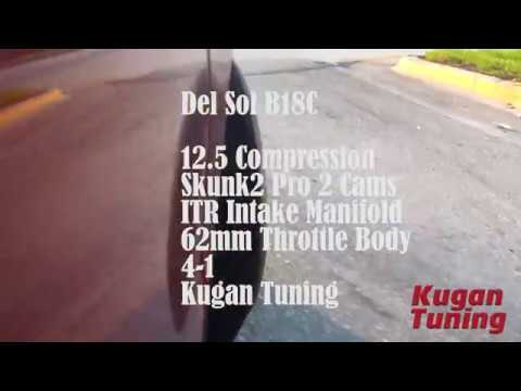 Download Battle Of The Honda's B18C vs D16Y8 vs G23