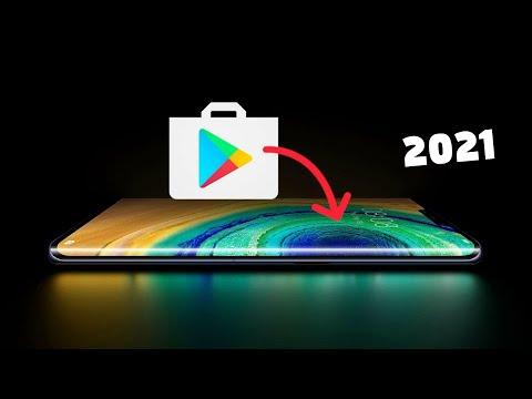 Как Установить Гугл Сервисы на Huawei/Honor в 2021г