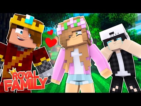 LITTLE KELLY CHEATS ON RAVEN WITH LEOS BROTHER?! Minecraft Love Story (Roleplay)