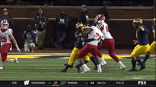 2018 Michigan Football Highlights v. Indiana