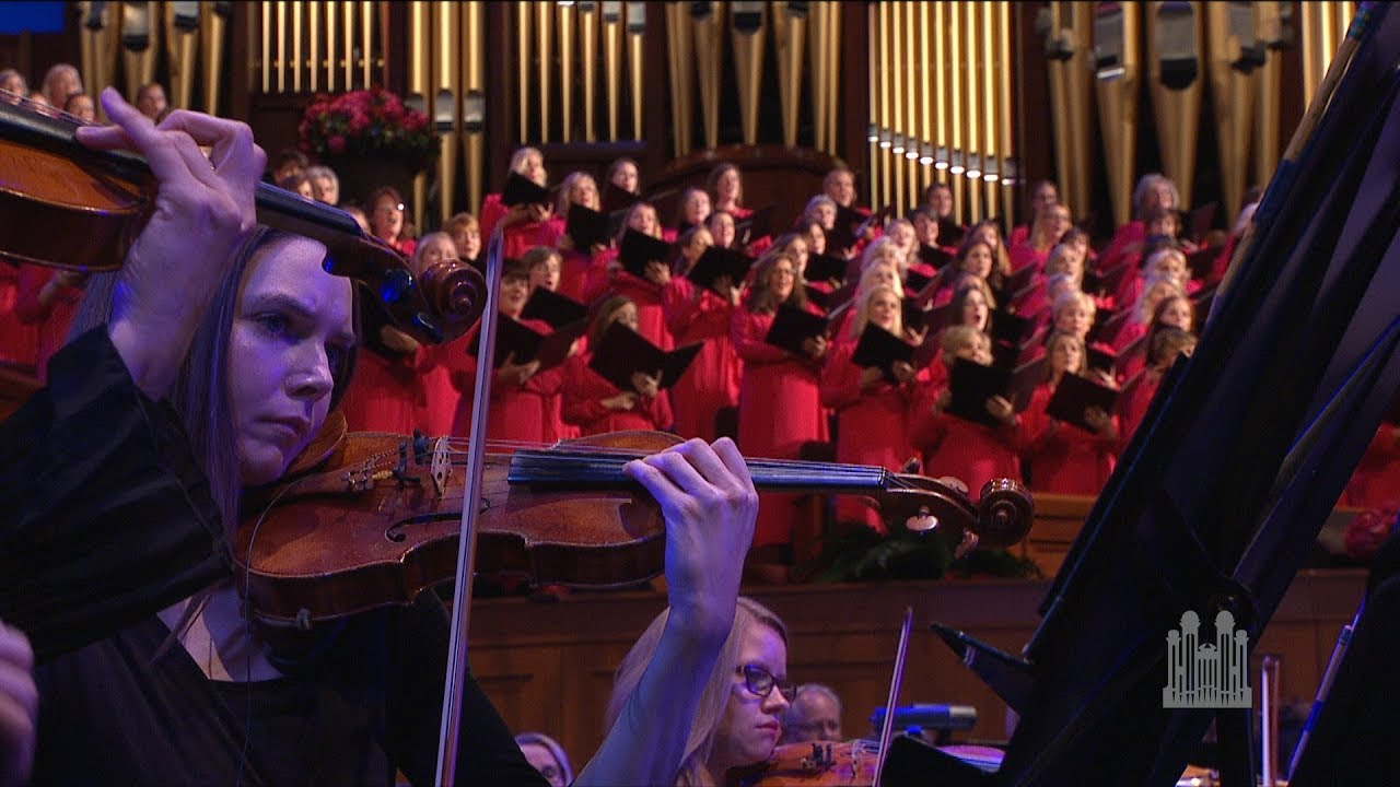 It Is Well With My Soul Arr Mack Wilberg Mormon Tabernacle Choir Youtube