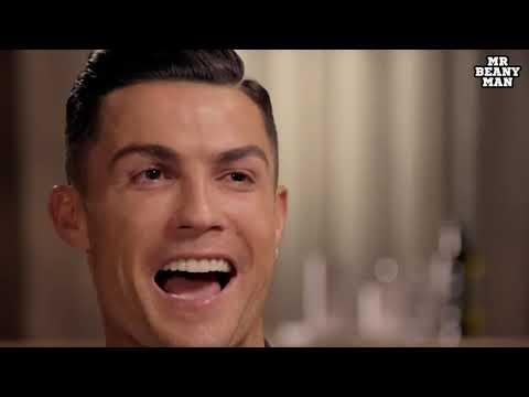 Cristiano Ronaldo Cry Interview