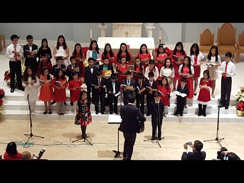 2016 Christmas Concert GXMVN - Silver Spring, MD