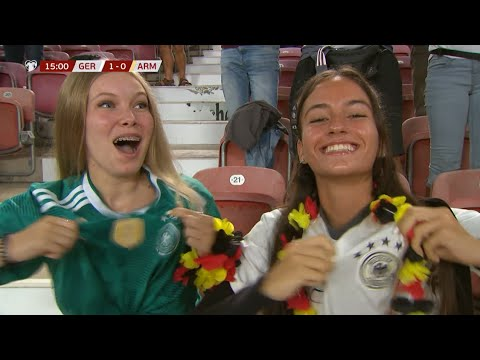 Germany Armenia Goals And Highlights