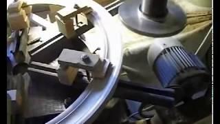 Изготовление круглой деревянной рамы