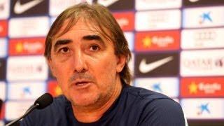 "FC Barcelona - Pautasso: ""We'll never take the Barça style away"""