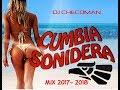 Cumbias Sonideras Mix - 2017 - 2018  Vol. 2 ... dj Checoman