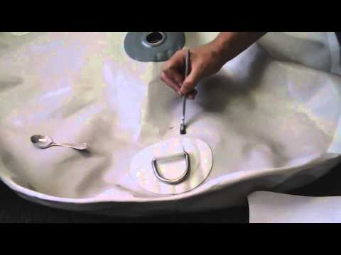 How to repair punctures in PVC inflatable boat, raft or kayak