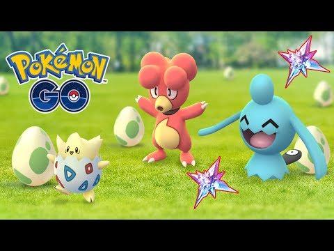 Download Youtube: FESTIVAL DE PRIMAVERA! HUEVOS ESPECIALES, DOBLE POLVOESTELAR Y MÁS! [Pokémon GO-davidpetit]