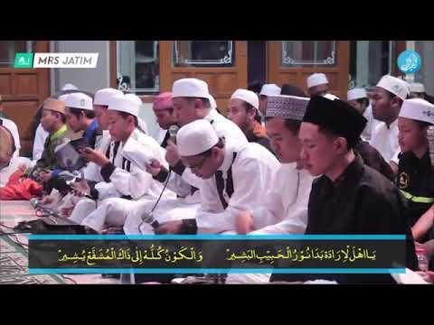 Qasidah Majelis Rasulullah Saw Jatim|Yaa Ahlal Irodah bada