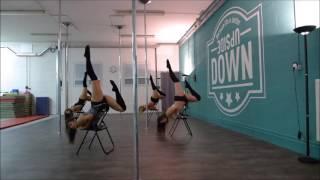 Chair dance - Rihanna - needed me