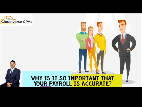 How To  Process Payroll Accurately In Canada