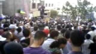 Vidéo-0007 Maroc 26 Juin marches مسيرات مليونية تقول لا لمحمد السادس