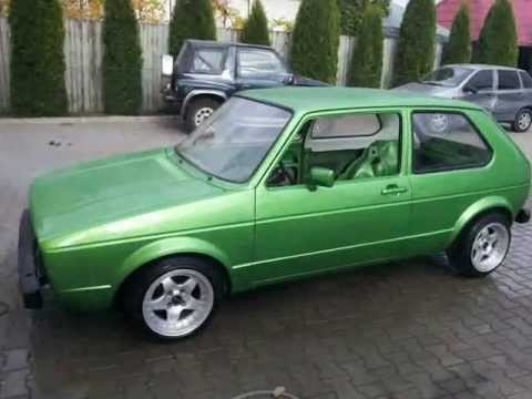 golf mk1 project part 1