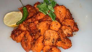 Chicken Tikka dry recipe---चिकन टिक्का ---Easy recipe in 8-9 mins