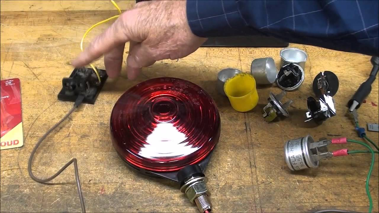 small resolution of  14 turn light flasher what makes it click tubalcain youtube