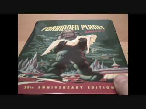 Forbidden Planet DVD REVIEW - 50th Anniversary Edition