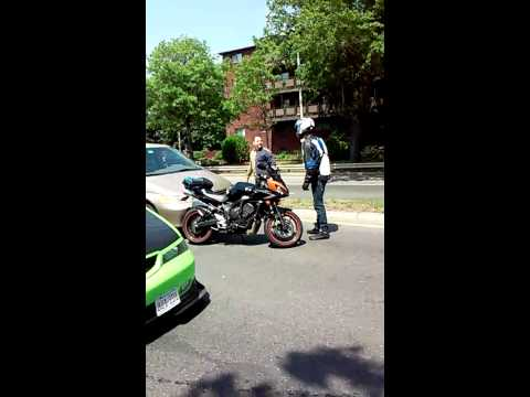Road Rage in revere,MA