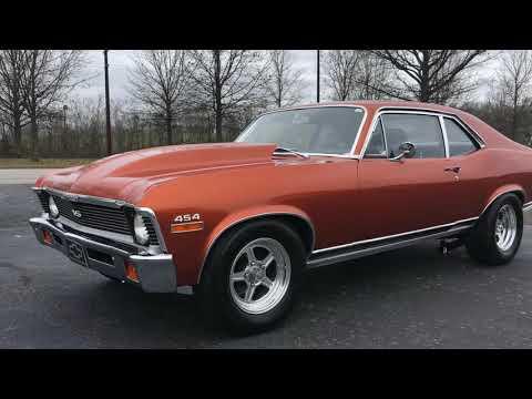 1972 Chevrolet Nova SS 2 Dr. Coupe
