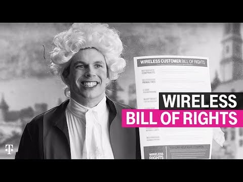 T-Mobile | Wireless Customer Bill of Rights