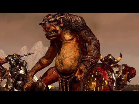Glory Mod: Dwarfs - Total War WARHAMMER Cinematic Battle Machinima |