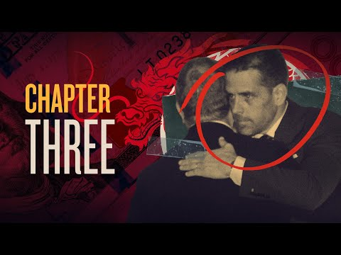 Hunter Biden Sells Out America | Riding the Dragon: Chapter Three