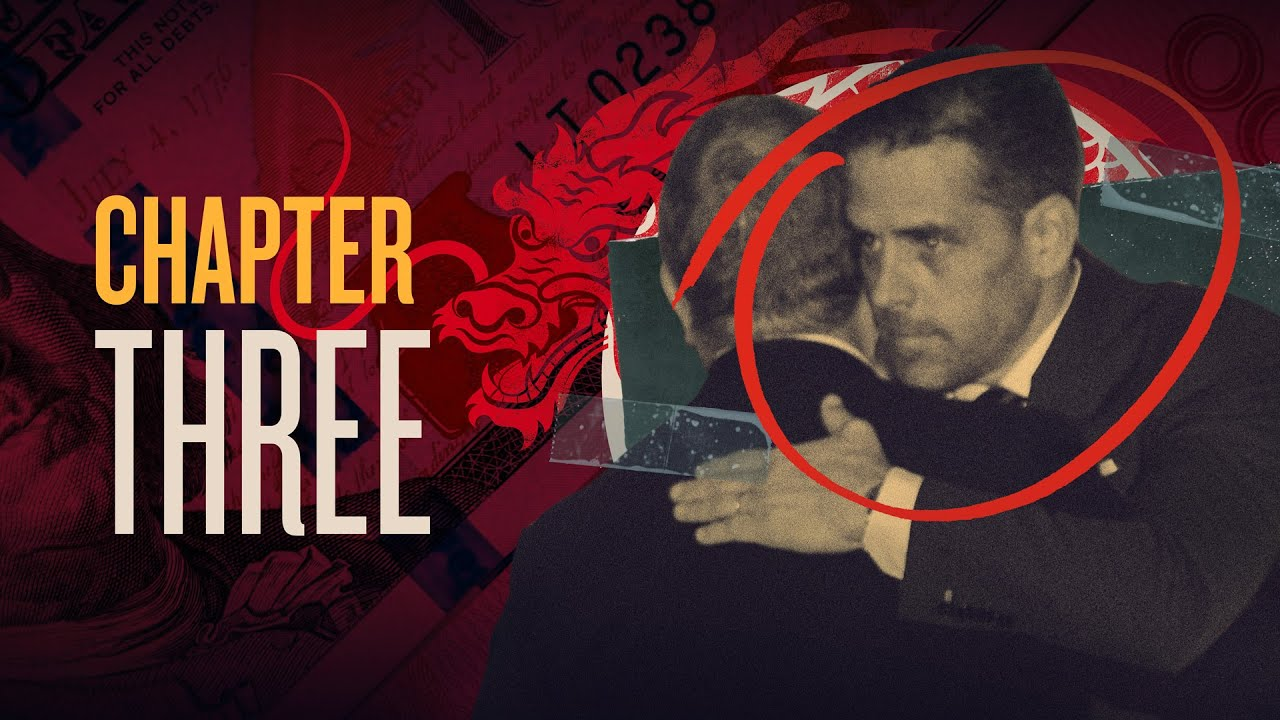 Where is Hunter Biden? Blaze Documentary on the Biden China Connection Part 3