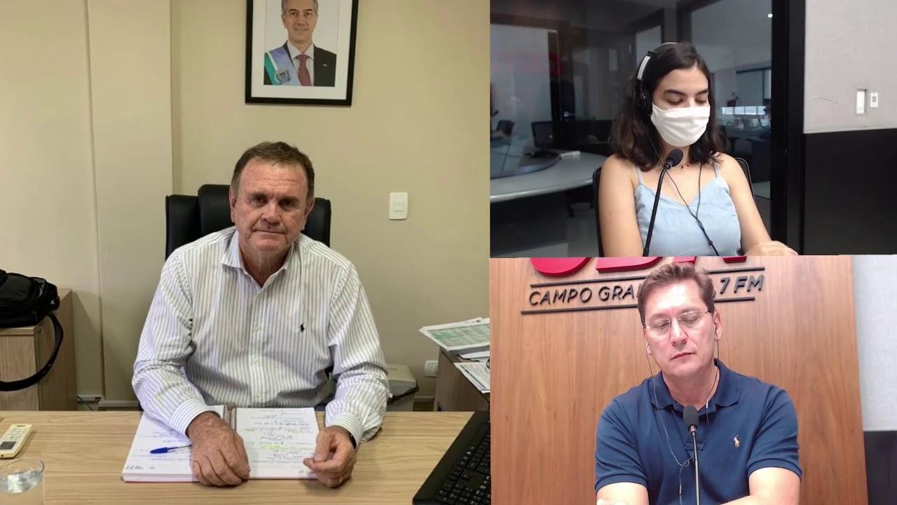 Programa CBN Agro (27/02/2021): com Éder Campos