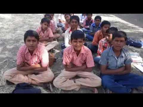 शिक्षणाची वारी  नारायणदादा E learning free Maharashtra Vidyalaya Bansarola 2017 via S.M.Gore sir.