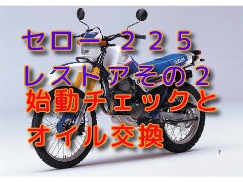 225 セロー