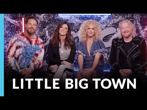 Download Little Big Town Break Down Their Favorite Songs on 'Nightfall' Mp4 baru