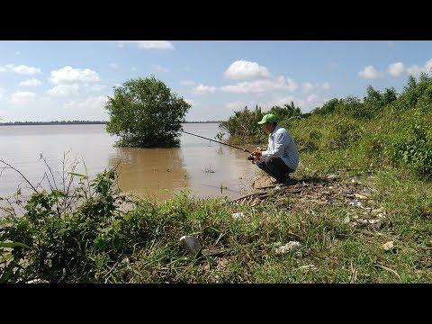 Đi Câu Cá sông lớn kiểu này nên học hỏi