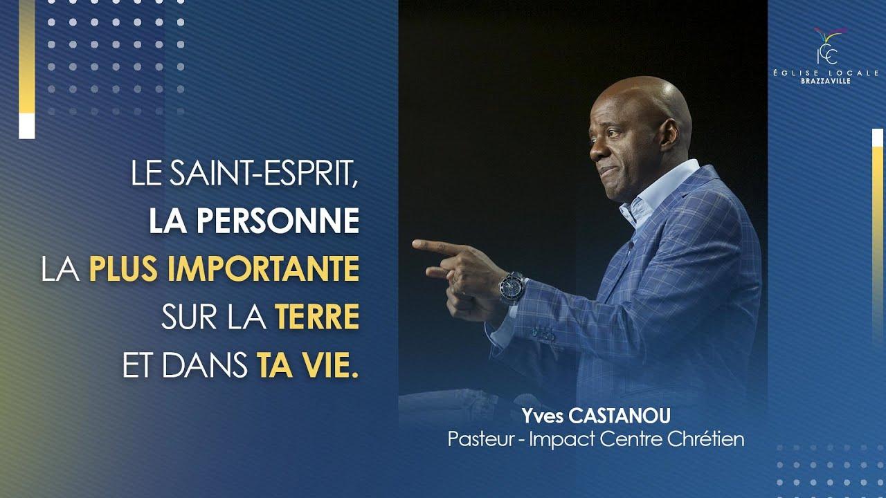 Download LE SAINT-ESPRIT, LA PERSONNE LA PLUS IMPORTANTE SUR LA TERRE ET DANS TA VIE | Pst Yves CASTANOU