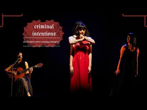 Criminal Intentions (Queer Theatre Poetry Version)