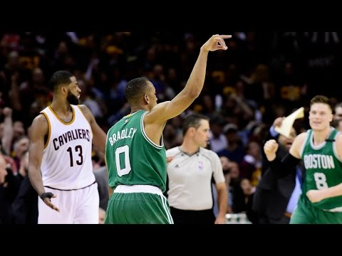 Avery Bradley Hits the Game Winner, Celtics Comeback in 2nd Half | May 21, 2017