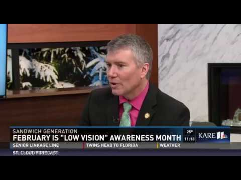 IALVS Doctor Talks Low Vision Awareness Month