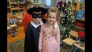 Новый год в саду 2018 Новогодний утренник в детском саду
