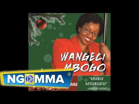 Wangeci Mbogo - Usiku Mtukufu (Christmas Audio) -Sms