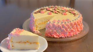 2 Cách làm kem bơ trang trí bánh sinh nhật_Kem bơ lòng trắng trứng&Kem bơ sữa tươi_Bếp Hoa