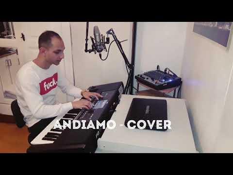 Ardian Bujupi X Capital T - ANDIAMO Cover (Marijan)