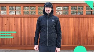 Best rain jacket for travel? The Patagonia Alpine Houdini Review