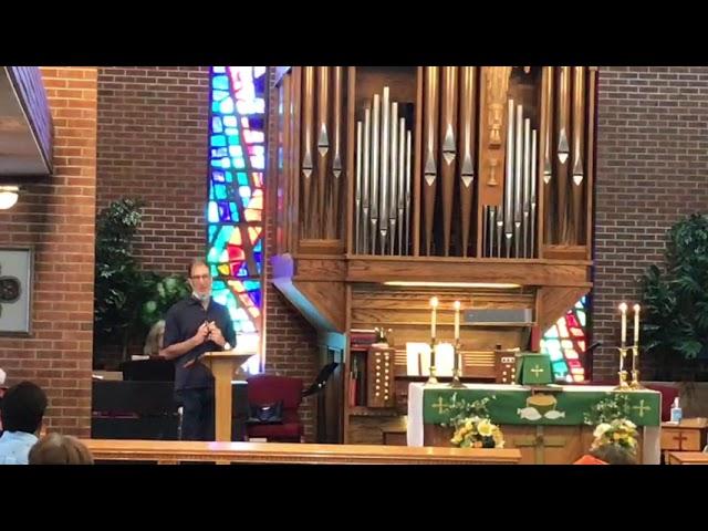 2 Pentecost - Holy Eucharist - 6/06/21