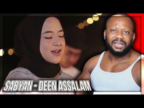 DEEN ASSALAM - Cover By SABYAN - INDONESIAN MUSIC REACTION!!!