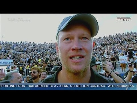 Scott Frost to lead Nebraska Football Program