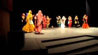 Ambaran Diyan Raniya at ISA culture show 2011